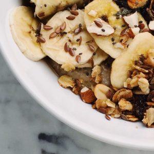 eiwitrijke granola